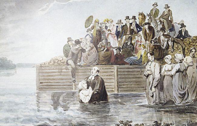 14. časť: Utopení novokrstenci